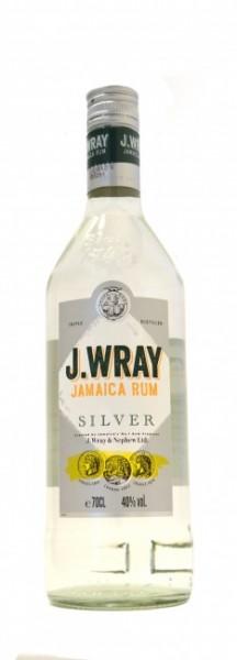 J. Wray Jamaica Rum Silver