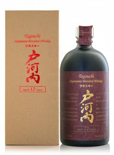 Togouchi Blended Japanese Whisky 12 Jahre