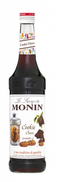 Monin Sirup Cookie Choco