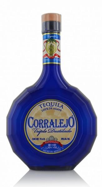 Corralejo Tequila Reposado Triple Destilado