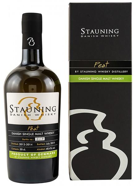 Stauning Peat Danish Single Malt Whisky