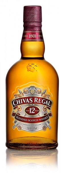 Chivas Regal Blended Whisky 12 Jahre
