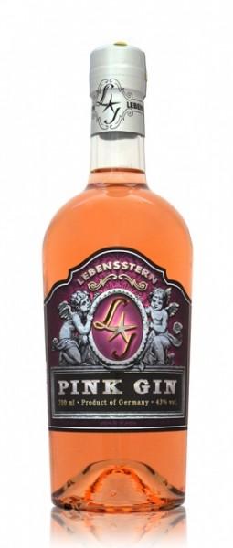 Lebensstern Superior Pink Gin