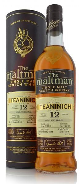 Teaninich 12 Jahre 2008 The Maltman