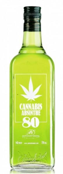 Cannabis Absinthe 80