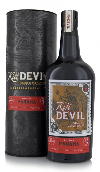 Kill Devil Panama Rum 2006