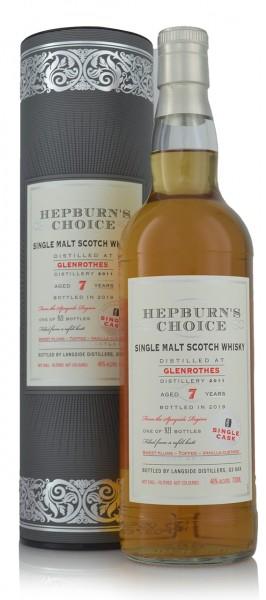 Glenrothes 2011 Hepburn's Choice Hunter Laing