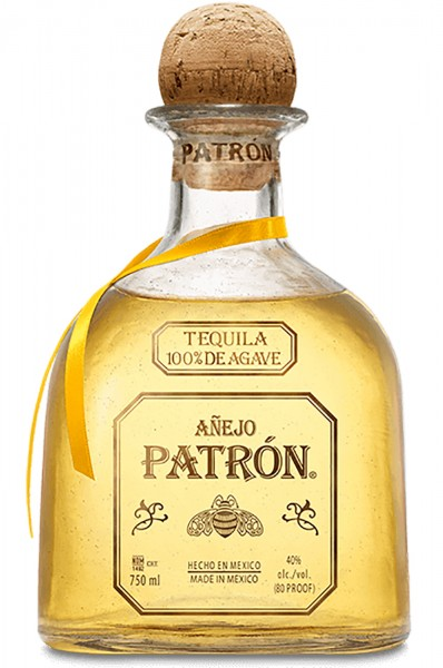Patron Tequila Añejo