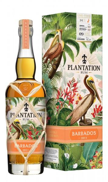 Plantation Rum Barbados 2011One Time