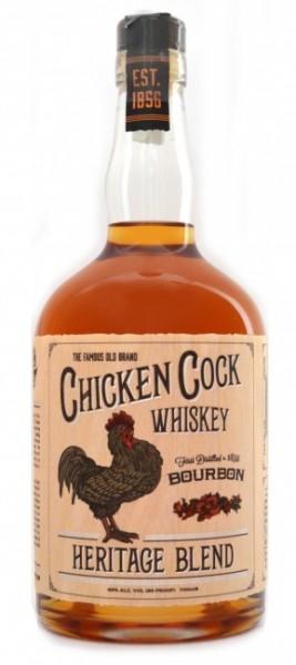 Chicken Cock Bourbon Heritage Blend