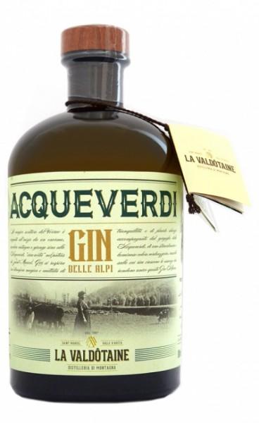 La Valdotaine Acqueverdi Gin
