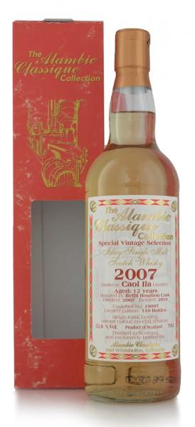Caol Ila 2007 Single Malt Whisky Alambic Collection