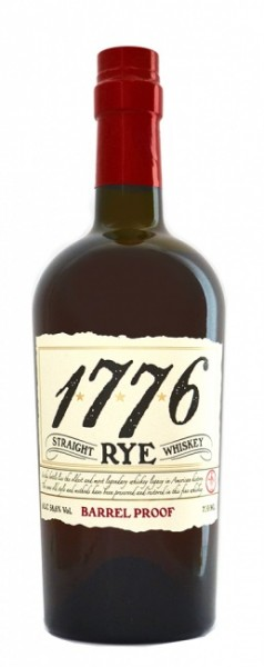 1776 James E. Pepper Rye Whiskey Barrel Proof