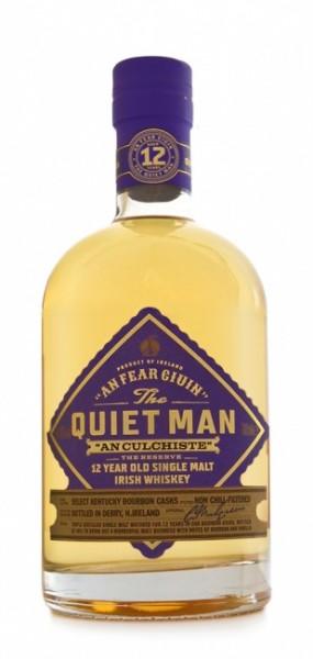 Quiet Man An Culchiste Single Malt Irish Whiskey 12 Jahre