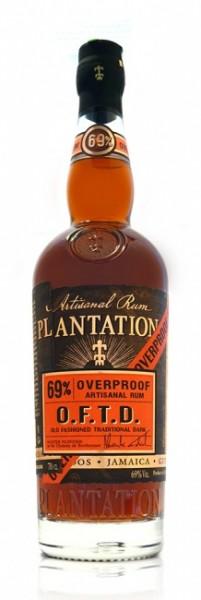 Plantation Overproof O.F.T.D.