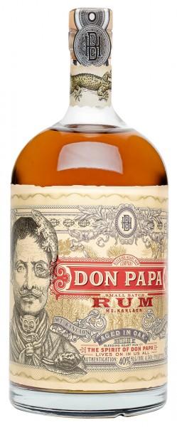 Don Papa Rum 7 Jahre Big Bottle