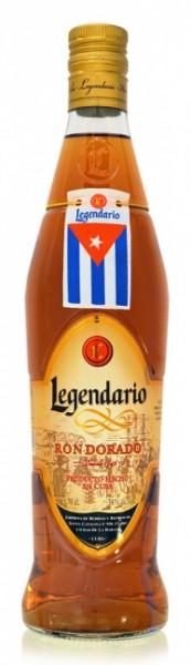 Legendario Dorado Ron Cuba