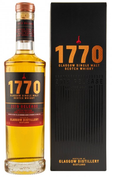 1770 Glasgow Single Malt The Original