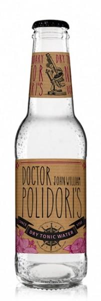 Dr. Polidori's Dry Tonic Water Einzelflasche