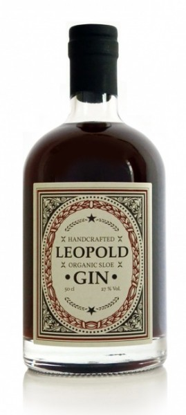 Leopold's Handcrafted Sloe Gin