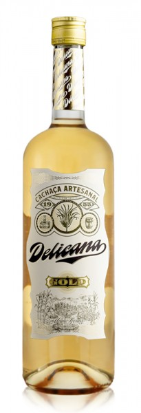 Delicana Cachaça Gold