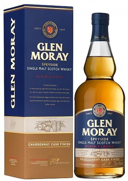Glen Moray Chardonnay Cask Finish