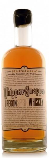 WhipperSnapper Oregon Spirit Whiskey
