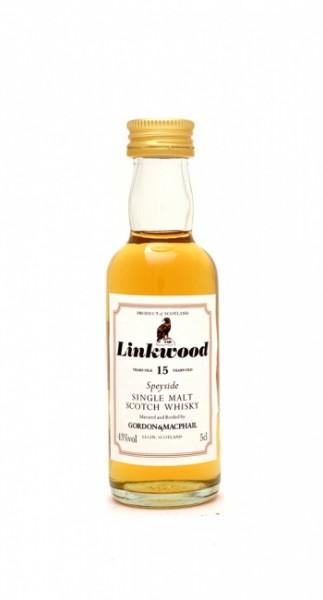 Linkwood 15 Jahre Gordon & MacPhail Miniatur