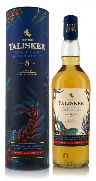 Talisker Single Malt Whisky 8 Jahre Special Release 2020