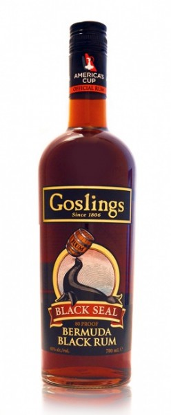 Gosling's Black Seal 80 Proof