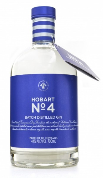 Hobart No. 4 Batch Distilled Gin