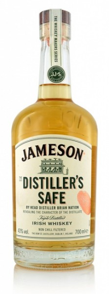 "Jameson ""The Distiller's Safe"""