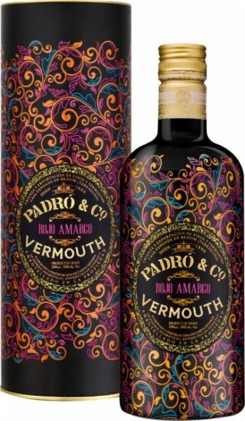 Padro & Co. Vermouth Rojo Amargo