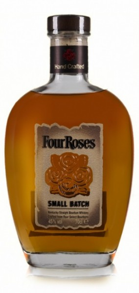 Four Roses Small Batch Kentucky Straigth Bourbon Whiskey