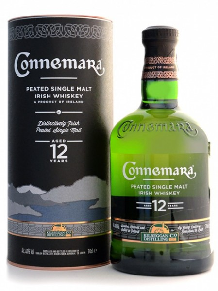 Connemara Peated Single Malt 12 Jahre