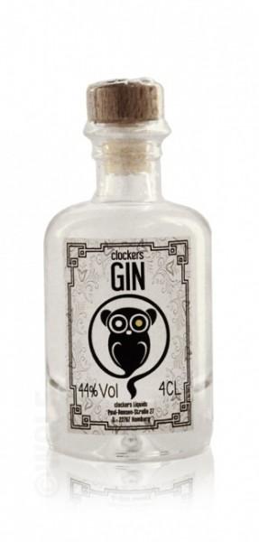 Clockers Gin Miniatur