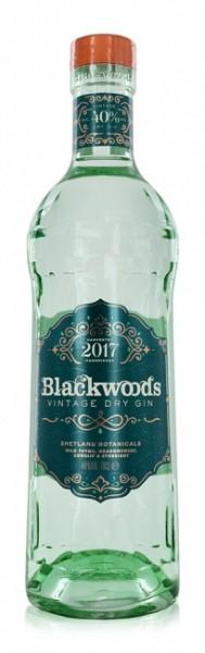 Blackwoods Vintage Dry Gin Vintage 2017