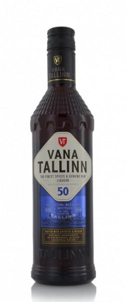 Vana Tallinn Likör 50