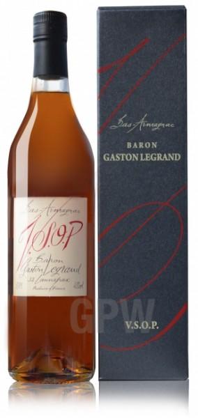 Baron Gaston Legrand BAS Armagnac VSOP