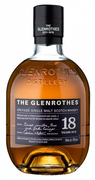 Glenrothes 18 Jahre