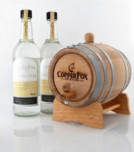 Copper Fox Wasmunds Barrel Kit
