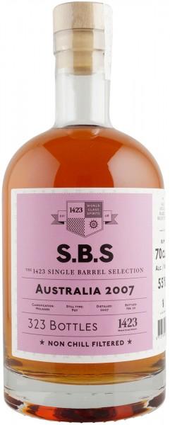 S.B.S Rum Australia 2007