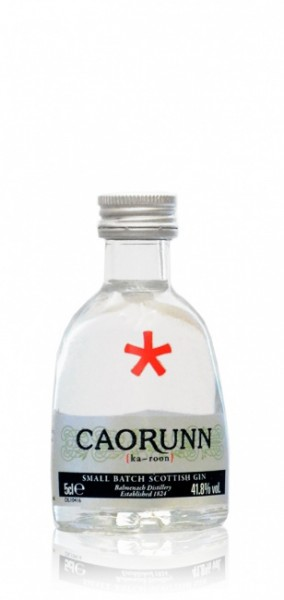 Caorunn Small Batch Scotish Gin Miniatur PET