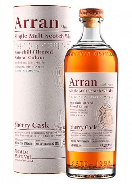 Arran The Bodega Sherry Cask Single Malt Scotch Whisky