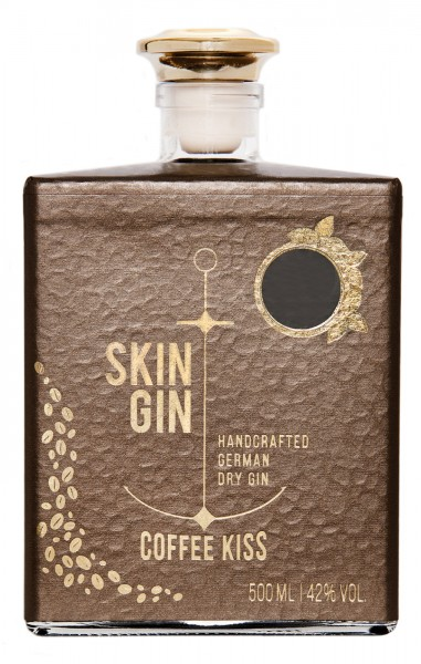 Skin Gin Coffee Kiss Edition Handcrafted German Dry Gin