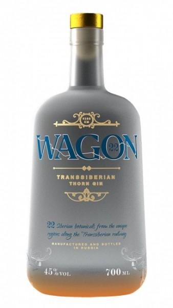WAGON Transsiberian Gin