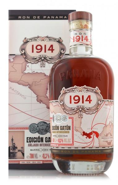 Ron 1914 Edicion Gatun